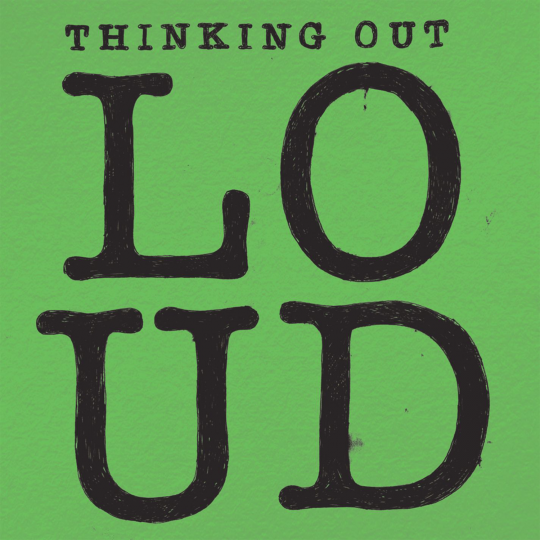 Coverafbeelding Thinking Out Loud - Ed Sheeran