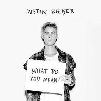 Coverafbeelding What Do You Mean? - Justin Bieber